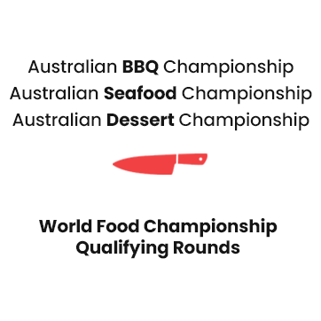 Enter World Food Championships Australia